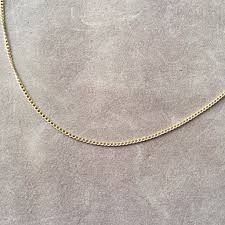 small necklace designs images 18 quot 14k gold filled small curb chain necklace dreaming eagle designs jpeg