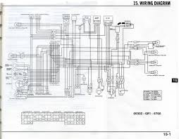 honda nq50 wiring diagram honda wiring diagrams instruction
