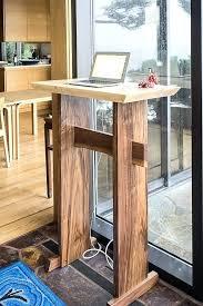 desk tall computer workstation desk tall work desk the 25 best