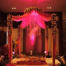 Hindu Wedding Mandap Decorations Mandap Decoration In Nagpur