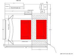 home theater floor plans home theater design plans pjamteen