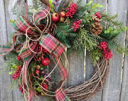 horn s handmade front door wreaths wreaths tree