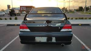 lancer es 2003 4d sedan manual 2l multi point f inj 5 seats gsr