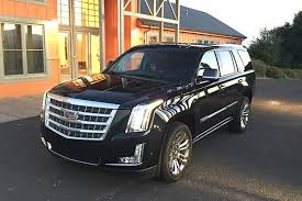 pictures of cadillac escalade 2017 cadillac escalade luxury trappings autotrader