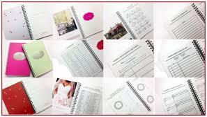 wedding journal my wedding journal sandi spells design