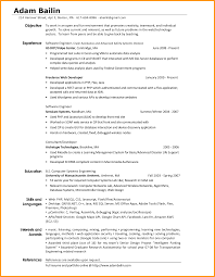 Sample Resume Construction by Interest Sample Resume Resume For Your Job Application