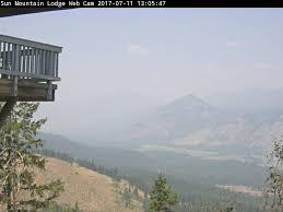 Wildfire Bc Satellite by Washington Smoke Information Bc Wildfire Smoke Still Affecting
