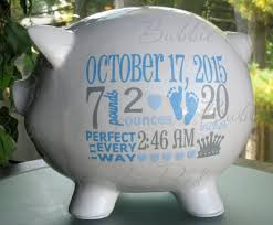 customized piggy bank baby 47 best piggy banks images on piggy banks