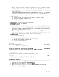 Sap Copa Resume Enjoyable Design Ideas Sap Hana Resume 8 Sap Abap Bsp Resume Example