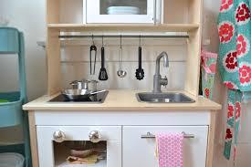 homemade play kitchen ideas simple kitchen set for kids interior design