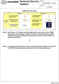 hyundai sonata malfunction indicator light technical service bulletin pdf