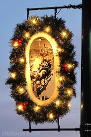 Antique Christmas Lights The Lope A Guide To Hutchinson Ks Christmas Lights 2013