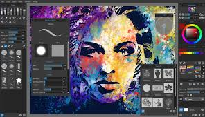 paint software rebelle real media paint software