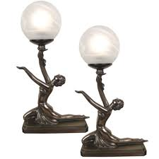 Art Deco Lamp Shades Art Deco Table Lamps Lighting And Ceiling Fans