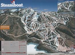 Tcu Map Steamboat Ski Resort Skimap Org
