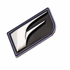 lexus f sport trunk badge amazon com hanperal 1pc 3d metal f sport auto emblem body trunk