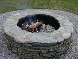 Building A Firepit Brilliant Design Brick For Pit Exquisite Building A Pit