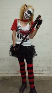 how to make a harley quinn costume with pictures wikihow
