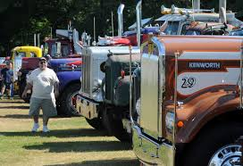 antique kenworth trucks the 25th annual hudson mohawk antique truck show the daily gazette