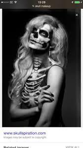 halloween skeleton face paint ideas 20 best halloween images on pinterest halloween skull make up