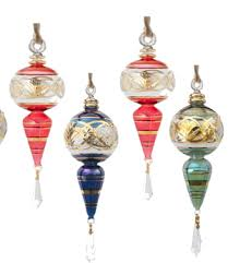 egyptian glass ornaments glass balls christmas ornaments blown
