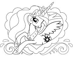 my little pony coloring pages cadence my pony coloring pages vibrant creative my little pony coloring