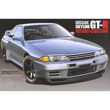 custom nissan skyline ohs tamiya 24341 1 24 skyline gt r r32 car assembly scale car