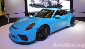 porsche gt3 malaysia the porsche 911 gt3 launched in malaysia pdk or manual