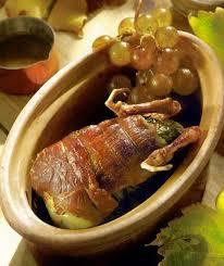 cuisiner des perdreaux recette perdreaux rotis en cocotte au chasselas de moissac