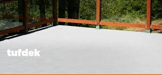ducan vinyl deck concrete sealers deck coating vinyl decking