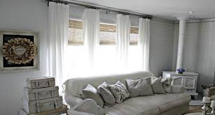 how to put sheer window treatments new window treatments ideas