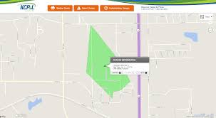 Mlgw Power Outage Map Kcpl U0027s Power Outage In Lee U0027s Harbor College Map