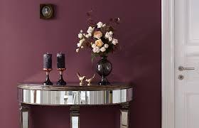 Schlafzimmer Farben Farbgestaltung Premium Wandfarbe Violett Purpur Alpina Feine Farben Farbe Der