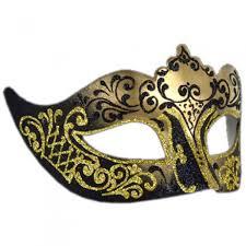 masquerade mask venetian mask in london for wide shut gold colombina