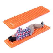naturehike camping ultralight tpu air cushion moisture proof mat