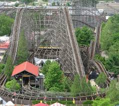 Six Flags In Kentucky Thunder Run Kentucky Kingdom Wikipedia