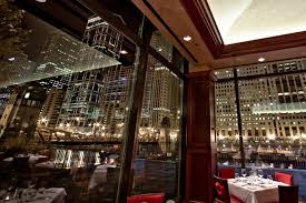 Chicago Cut Steakhouse Overlooks The River And Has Two Private - Private dining rooms chicago