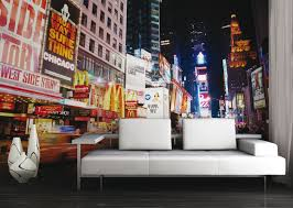 wall mural wallpaper new york times square by night nyc photo 360 wall mural wallpaper new york times square by night nyc photo 360 cm x 270 cm 3 94 yd x 2 95 yd