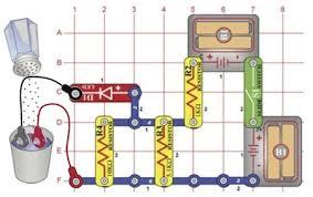 snap circuits lie detector laser guns or something new take