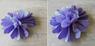 tissue paper flowers printable instructions how to make diy mini tissue paper flowers for party decorations
