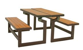 lifetime fold away picnic table lifetime table and chairs