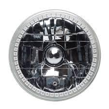 oracle lighting mustang headlight kit halo sealed xenon 1969