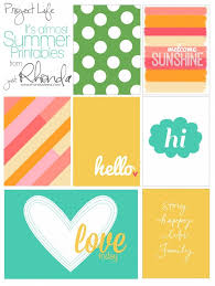 108 best free printable project and journaling cards images