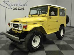 classic land cruiser for sale classic toyota bj41 land cruiser for sale on classiccars com 1