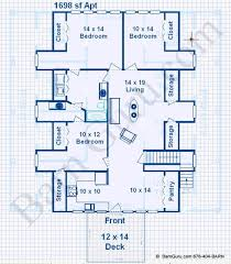 horse barn with living quarters floor plans barn floor plans with living quarters gorgeous design barn