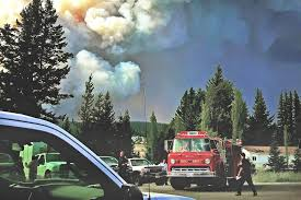 Bc Active Wildfires by B C State Of Emergency Hits Two Week Mark Barriere Star Journal