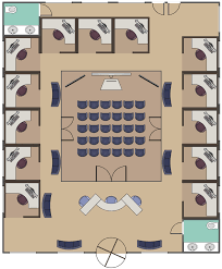 simple office floor plan office layout plans solution conceptdraw