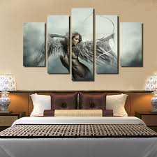 Posters For Living Room by Online Get Cheap Warrior Canvas Art Aliexpress Com Alibaba Group