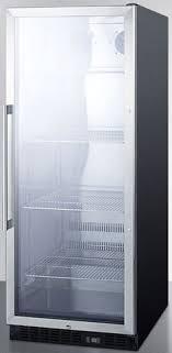 Interior Door Alarms Summit Ffbf181 12 5 Cu Ft Counter Depth Bottom Freezer