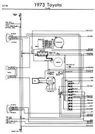 repair manuals toyota corolla 1973 wiring diagrams